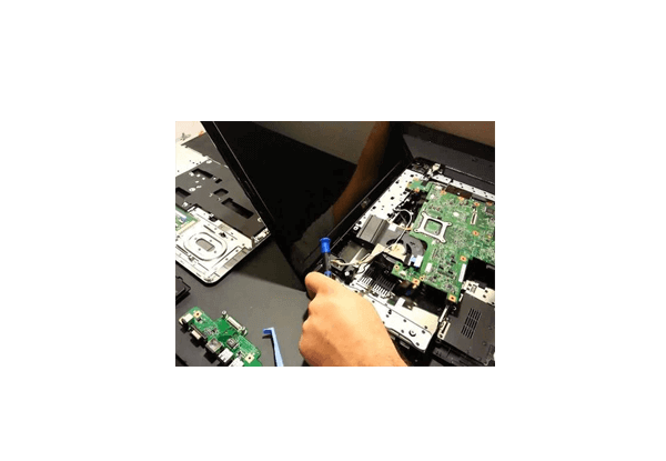 laptop chip level service